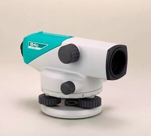 Sokkia B40 25 Automatic Auto Sight Level 24x Magnification