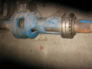 Weir Ash Slurry Pump Gh 9 5 Rotating Assy 12270 5