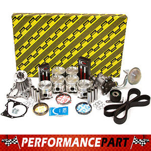 87 92 Toyota Supra Turbo 3 0l Engine Rebuild Kit 7mgte