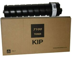 Kip Sup7100 103 Genuine Kip 7100 Toner Carton Of 2