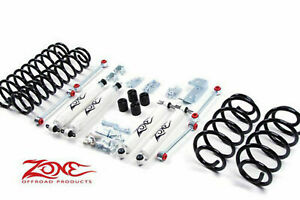 Fits Zone Offroad 3 Lift Kit For Jeep Wrangler Tj 1997 2002