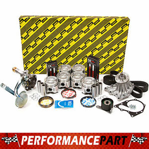 86 92 Toyota Supra Non turbo 3l Engine Rebuild Kit 7mge