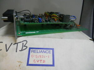 Reliance Electric 0 51831 1 Used 0518311