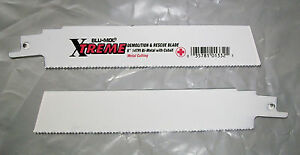 6 14tpi Reciprocating Blade Blu mol Xtreme Demo Rescue 120 Blades