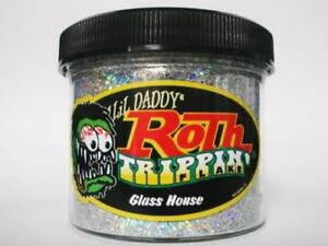 Lil Daddy Roth Metal Flake Trippin Glass House