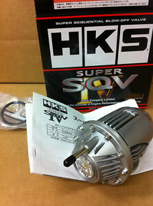 Hks Universal Blow 4 Off Valve 4 Bov Sqv Ssqv Version 4