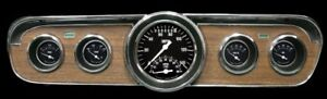Classic Instruments Mustang 65 66 Gauge Cluster Mu65hr35 Ultimate Speedo Tach