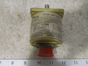 Disc Instruments 701fr 2540 ocn ttl Optical Encoder New