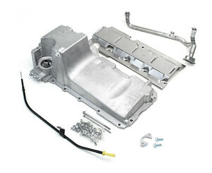 Lh8 Ls Oil Pan Kit Machined For Bypass Valve For Variable Valve Timing And Afm