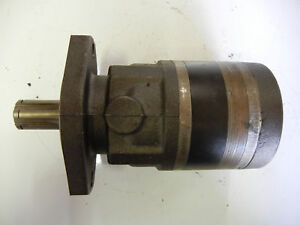 Parker Te0130as110aaab Hydraulic Motor New