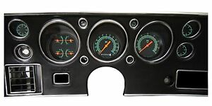 Classic Instruments Chevelle Malibu Ss Gauge Cluster G Stock Series Gauges