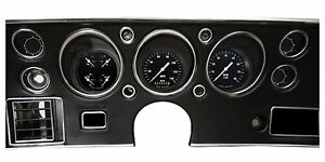 Classic Instruments 1970 Chevelle Malibu Ss Gauge Cluster Hot Rod Series Gauges