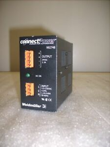 Weidmuller Connect Power Dc Power Supply 992748