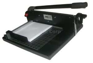 Come 2700 Heavy Duty Guillotine Stack Paper Cutter