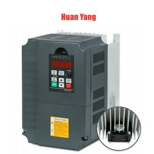 Variable Frequency Drive Inverter Vfd 7 5kw 10hp 34a For Cnc