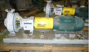 Ahlstrom Sulzer Pump Model Cpt 24 2 Unused Condition Sku P5164