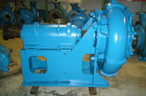 Goulds 5500 Slurry Pump Size 10x12x25 sku Pt5277 Pt 5288