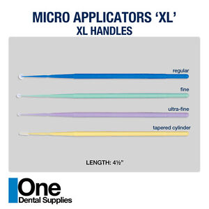 Dental Disposable Micro Applicators xl 5000 Pcs