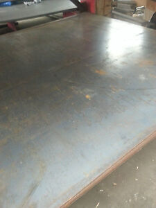 Hot Rolled Steel Plate Sheet A 36 1 4 X 12 X 12