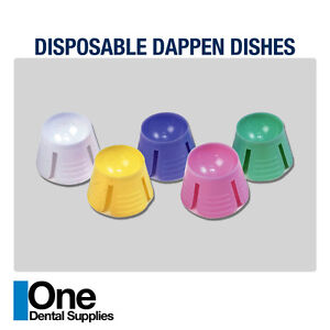 Dental Disposable Dappen Dishes 1000 Pcs