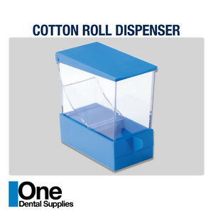 Dental Cotton Roll Dispensers 5 Pcs