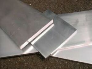 Alloy 304 Stainless Steel Flat Bar 1 4 X 5 X 36