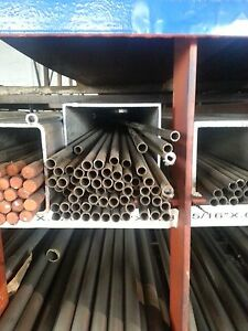 Alloy 304 Stainless Steel Round Tube 5 16 X 028 X 80 3 Pieces