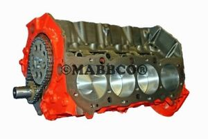 Marine Gm Chevy 7 4 454 Short Block 70 90 4 bolt