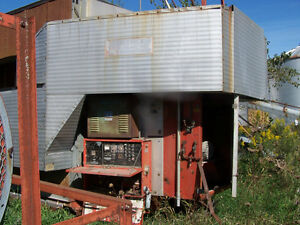 Behlen Dryer Model 700 Energy Saver Farm Corn Dryer Pre Heaters Grain Dryer