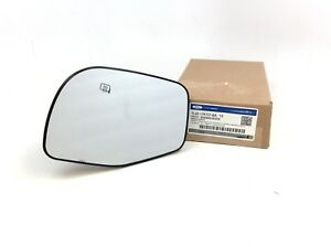 2002 2003 2004 2005 Ford Explorer Lh Driver Side Power Heated Mirror Glass Oem