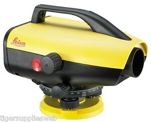 Leica Sprinter 150m Electronic Construction Level Packge