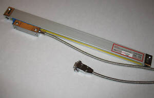 Glass Scale Linear Encoder 6 8 Or 10 For Dro Digital Readout New