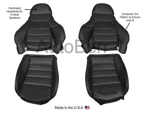 Mazda Miata 1990 1996 Premium Replacement Leatherette Seat Covers Upholstery