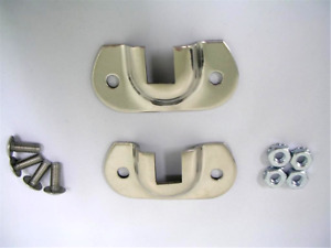 Ford Model A And V8 Firewall Support Rod Brackets 1928 32 Car 1932 34 Truck