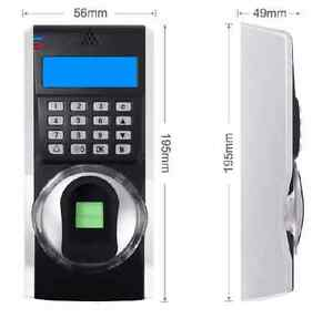 Tcp ip Professional Fingerprint Door Access Control Device