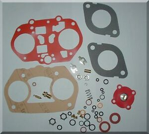 Dellorto 36 40 45 48 Drla Turbo Carburetor Rebuild Kit With Supplement