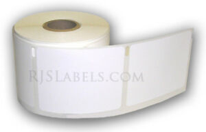 6 Rolls 2400 Labels Rjs Veterinary Diskette Compatible With Dymo 30258
