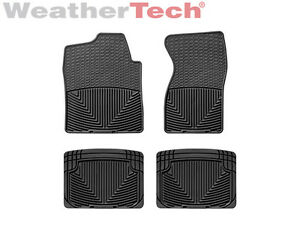 Weathertech Custom All Weather Floor Mats For Chevy Silverado 1999 2007