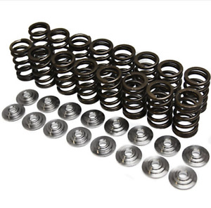 Brian Crower Bc Valve Spring Retainer Kit For Subaru Wrx Sti Turbo Ej20 Ej25