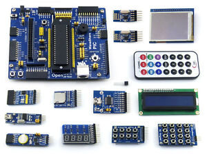 open16f877a Package B Pic Pic16f Pic16f877a Evaluation Development Board Tools