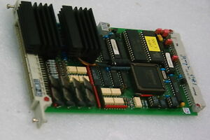Fairchild Convac Csms3a Bs Wafer Rinse Coat Develope Process pcb Board