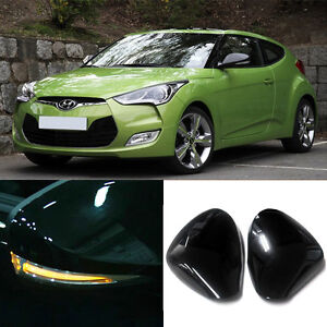 Oem Genuine Parts Side Mirror Cover Lh Rh For Hyundai 2011 2017 Veloster Turbo