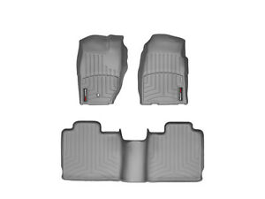 Weathertech Floor Mats Floorliner For Jeep Cherokee 1997 2001 Grey