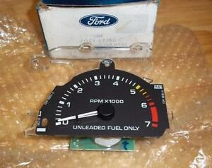 1990 To 1999 Ford Taurus And Mercury Sable Nos Tachometer F04y 17360 C