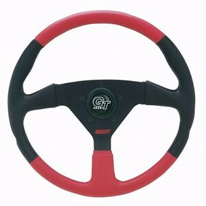 Grant Gt 1067 Red And Black Perforated 13 75 Steering Wheel Formula 1 Series