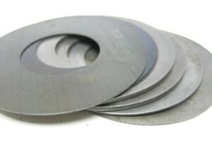 Shaper Cutter Spindle Molder 65mm Od Swiss Made By Saturn 7 Piece Shim Set 30 Mm
