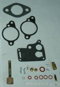 1940 52 Carb Kit Jeep Carter 1 Barrel Wo Model Pass Military Models New