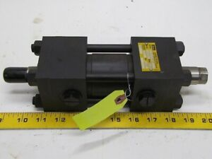 Parker 02 00 Kf2hlt14a19a 1 000 Hydraulic Cylinder 2 Bore 1 Stroke 2h Series