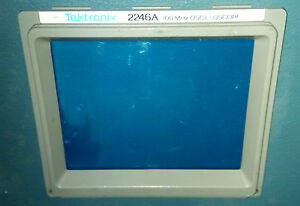 Crt Frame With Crt Filter For All Tektronix 2245 2247 2245a 2247a
