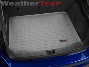 Weathertech Cargo Liner Trunk Mat Ford Focus Hatchback 2012 2015 Grey